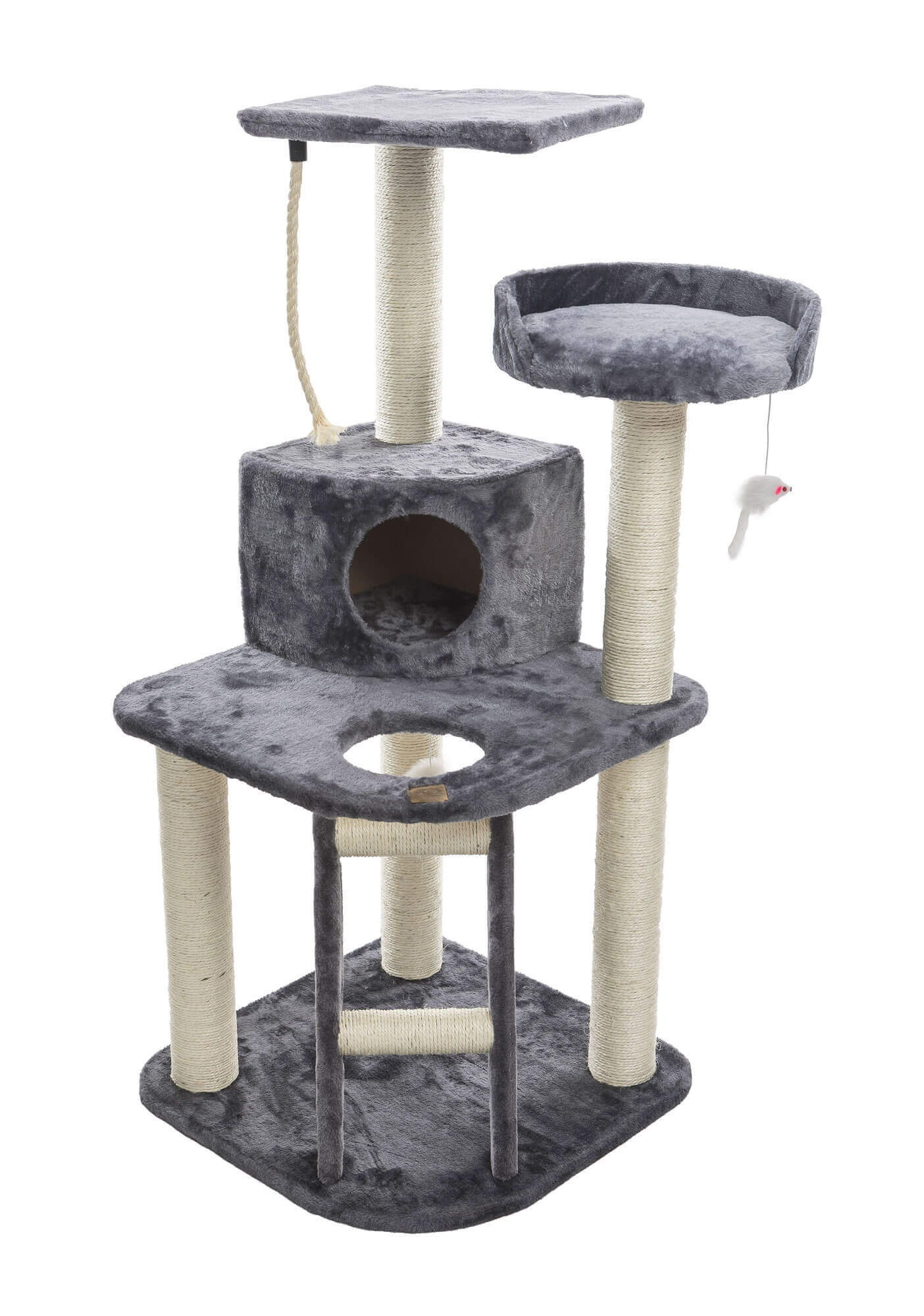Cat Trees, Scratching Posts, Cat Furniture, Cat Condo. Outdoor Fun ...