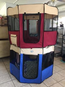 Cosmic Pets, Pet playpen, Bat Rehabilitation,