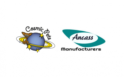 COSMIC PETS AND ANCASS ANNOUNCE PARTNERSHIP TO BETTER SERVE THE PET INDUSTRY